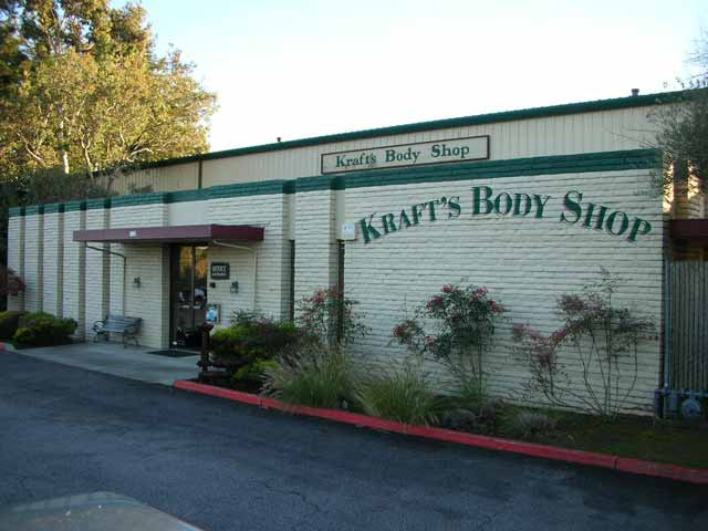 krafts Auto body shop